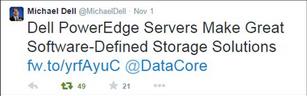 DataCore Announces Proven Designs and Reference Architectures ; HP Cisco Lenovo Dell Fujitsu Huawei ;