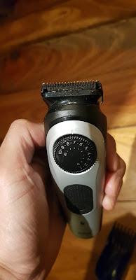 Braun beardtrimmer