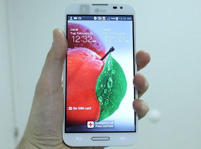 Thay màn hình LG Optimus G Pro lấy ngay