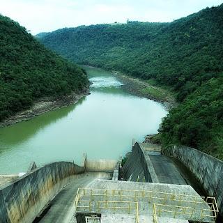 Usina Hidrelétrica de Itaúba - Pinhal Grande (RS)