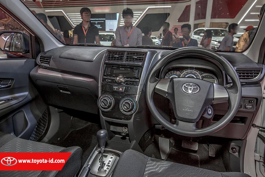 Grand New Avanza Veloz Matic Harga 1.3 2015 Perbedaan Toyota 1 3 L Dan 5 Astra
