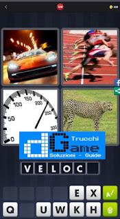 4 Immagini 1 Parola livello 129