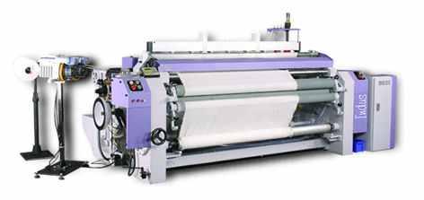 Water-jet Weaving Machine (Water Jet Loom)   Working Principle of