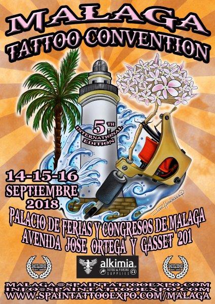Malaga Tattoo Convention 2018