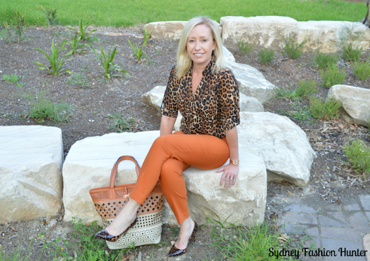 Fresh Fashion Forum Link Up #15 - Double Leopard
