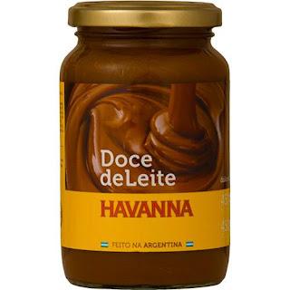Doce de leite Havanna
