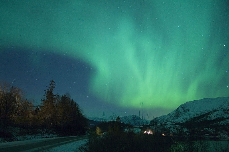 Northern Lights Murmansk