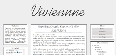 Design atalakitas - Viviennne