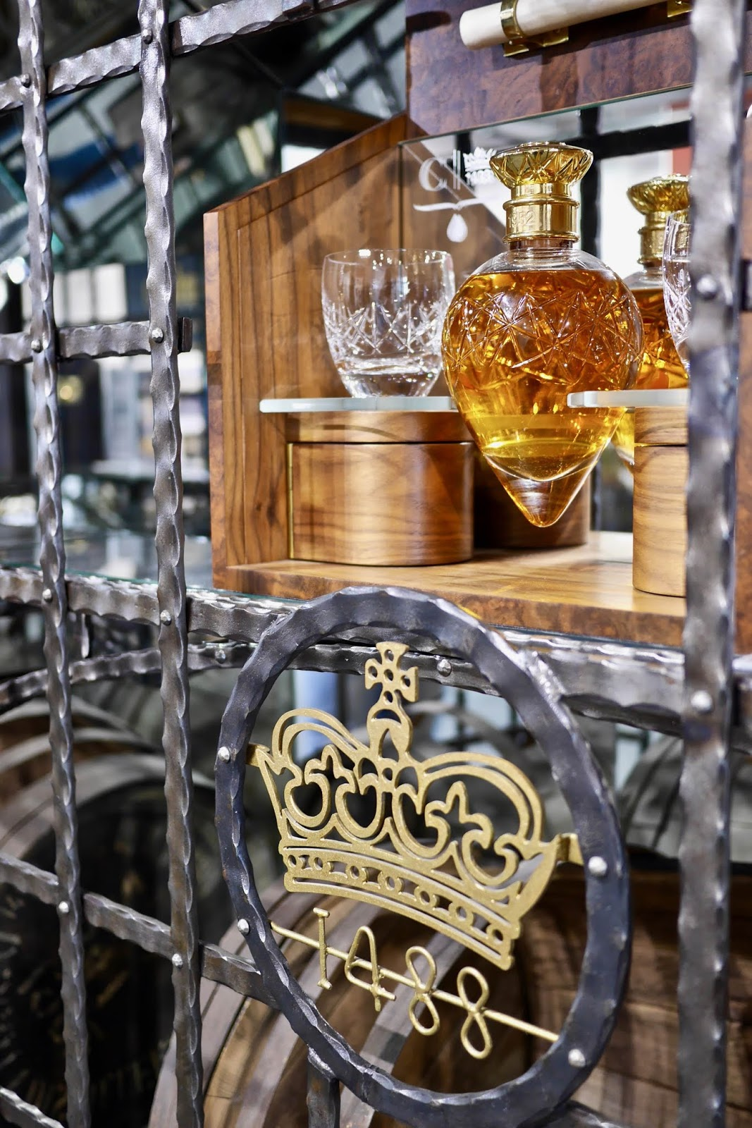 Tullibardine Custodian whisky collection very rare whisky at £20,000 a bottle