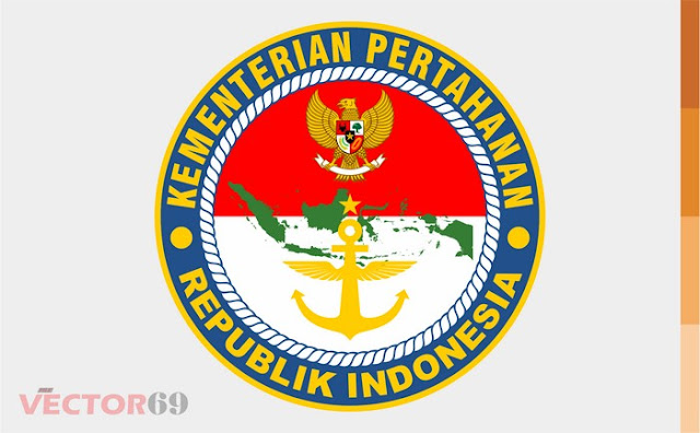 Logo Kementerian Pertahanan Indonesia (Kemenhan) - Download Vector File AI (Adobe Illustrator)