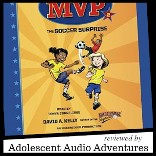 Adolescent Audio Adventures reviews The Soccer Surprise
