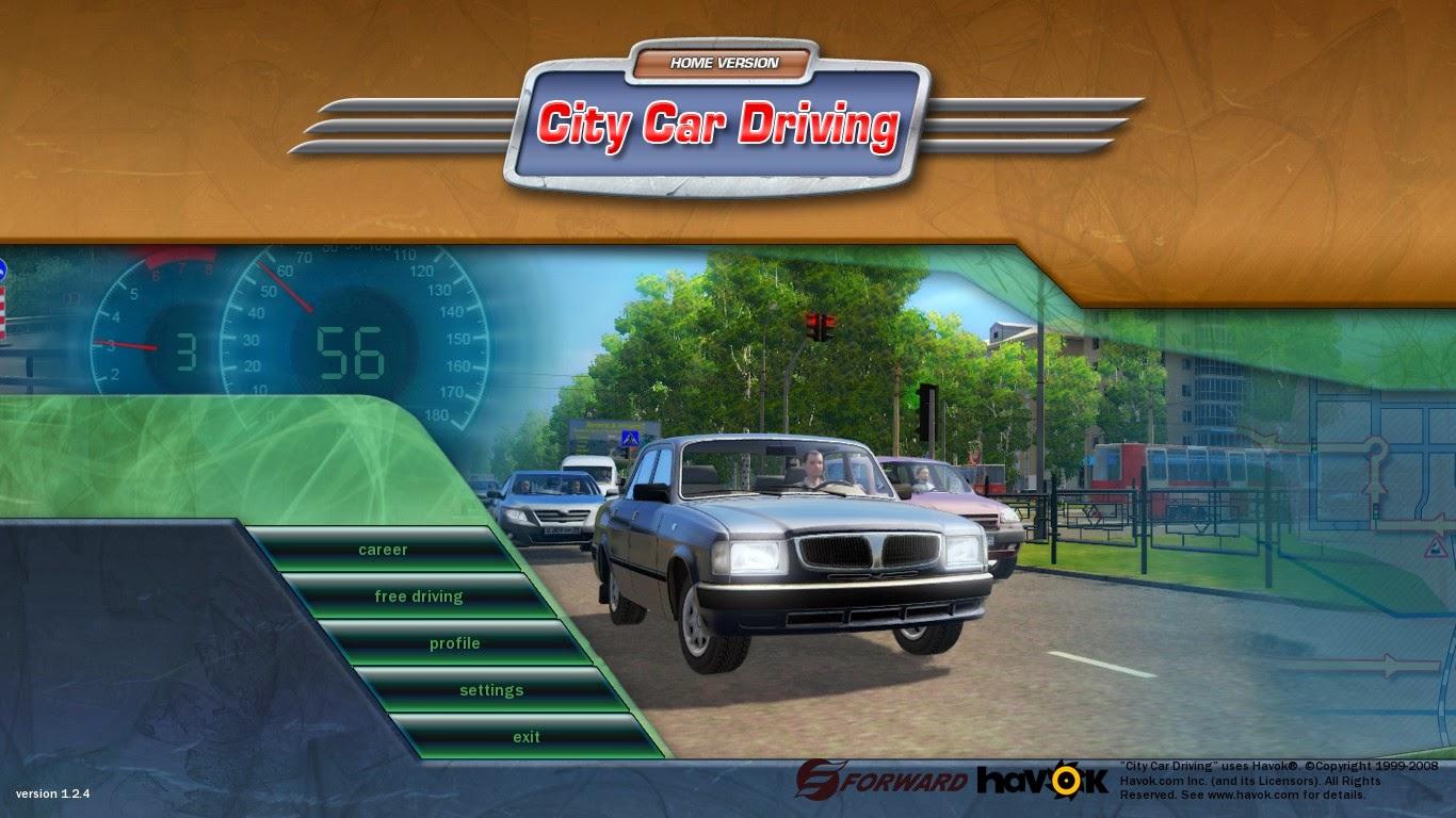 City Car Driving D Instructor