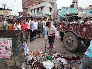 secretary-join-madhubani-clean-programme