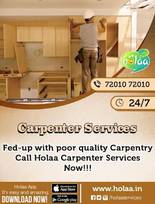 Carpenter Services in Surat