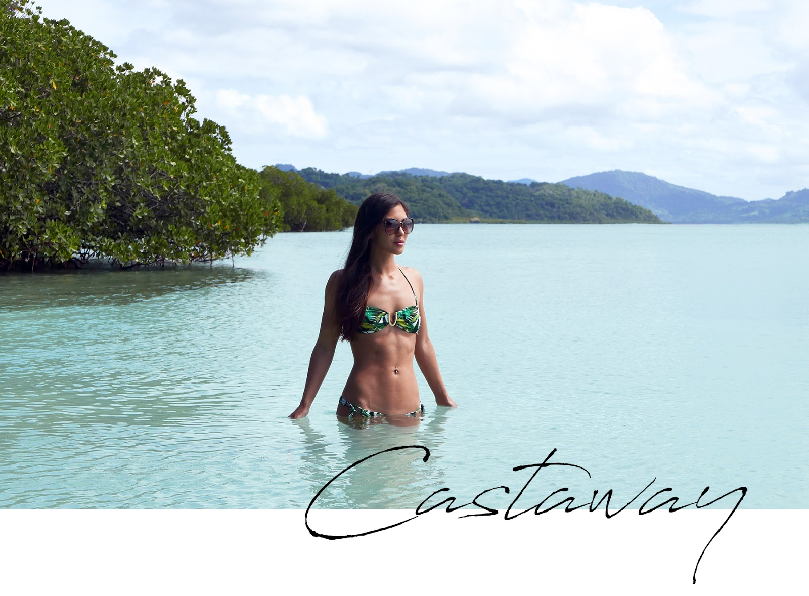 Euriental | luxury travel & style | Hunkemoller bikini, Tom Ford sunglasses, Fiji