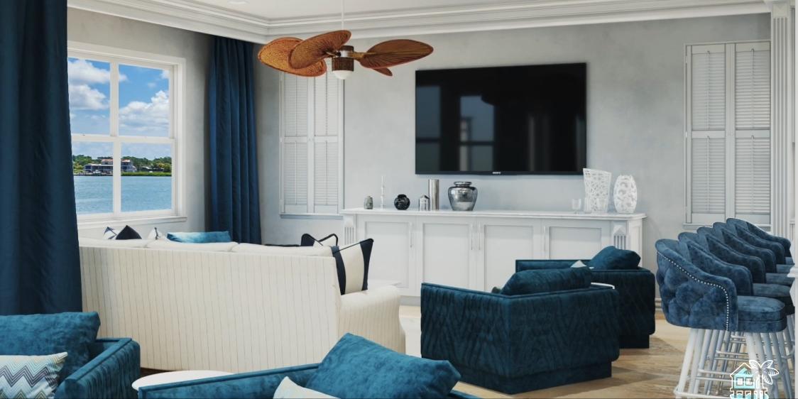10 Interior Design Photos vs. Indian Rocks Beach, FL Luxury Home Tour