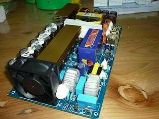 Power Ampli Class D900