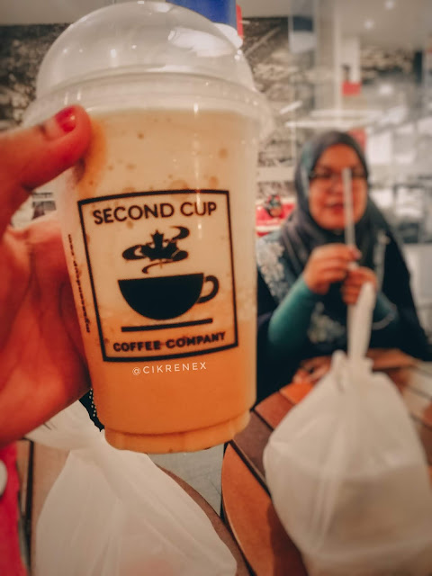 Second Cup Sunway Putra Mall