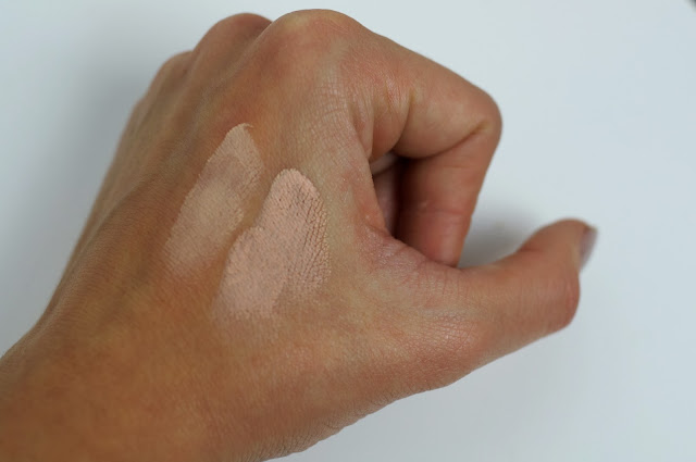 Estee lauder Double Wear Stay In Place High Coverage Concealer swatch