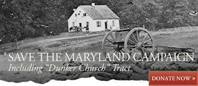 Save Antietam and the Maryland Campaign!