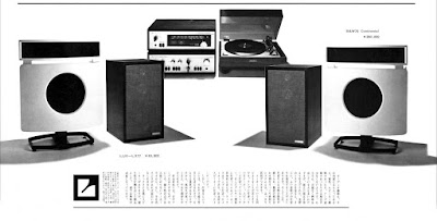 Luxman and Bower&Wilkins