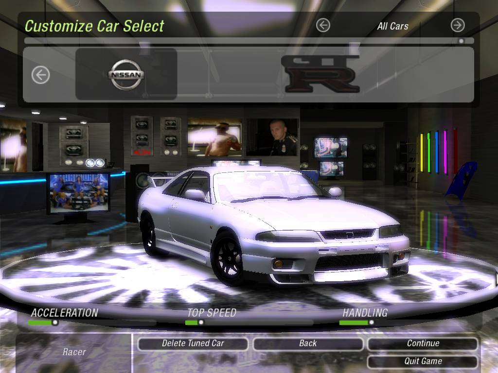 Nfsu2 Cars Backup