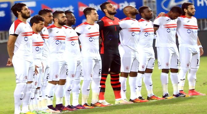 تشكيل نادي الزمالك أمام الجيش في ربع نهائي كأس مصر عمر صلاح حارس مرمي