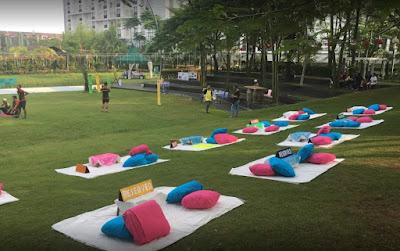 Scientia Square Park Tanggerang