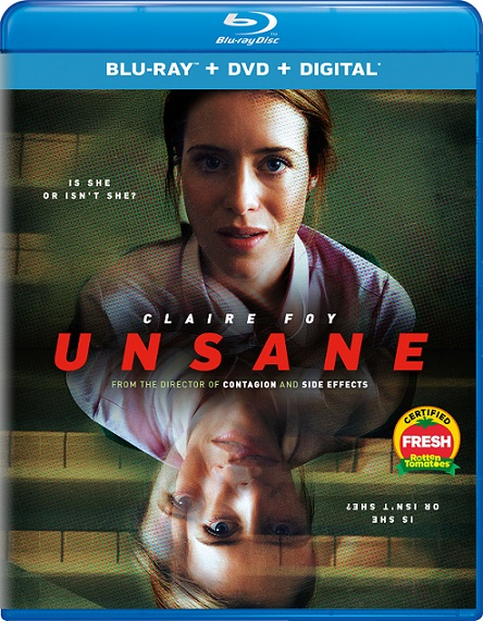 Unsane (Perturbada) (2018) 720p y 1080p BDRip mkv Dual Audio AC3 5.1 ch