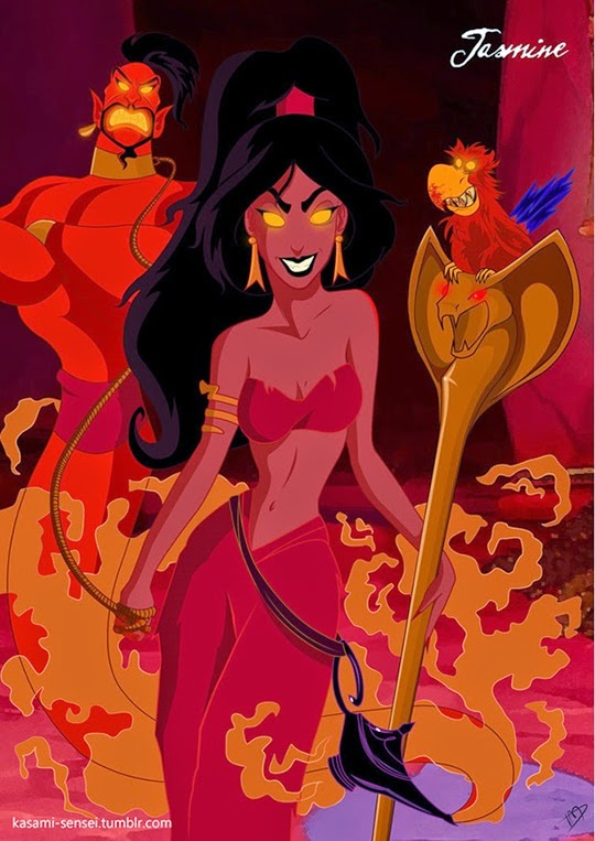 Disney Princesses-Transformed-10