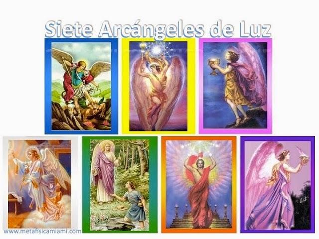 Metafísica Miami 7 Arcangeles