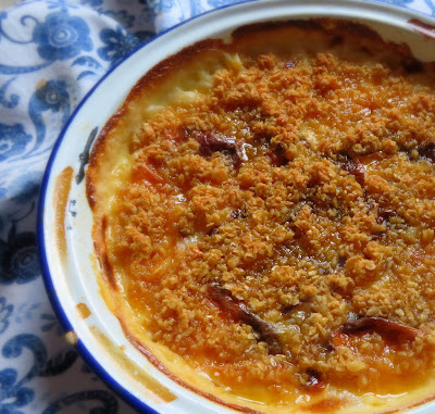 Flap Jack Rice Pudding