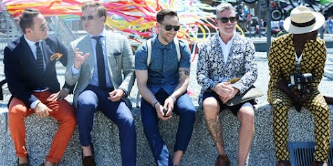 MEN FASHION TIPS FOR ALL