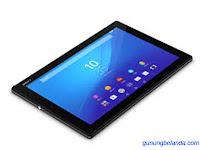 Cara Flashing Sony Xperia Z4 Tablet LTE SGP771 Via Flashtool