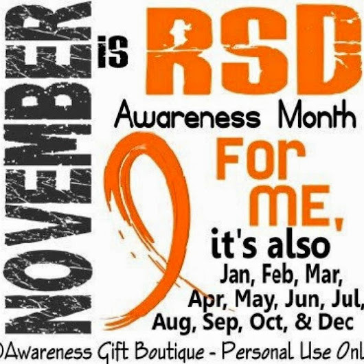 November is AWARENESS MONTH!