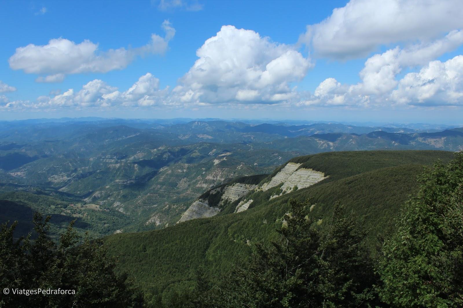 Toscana, italia, senderisme, natura