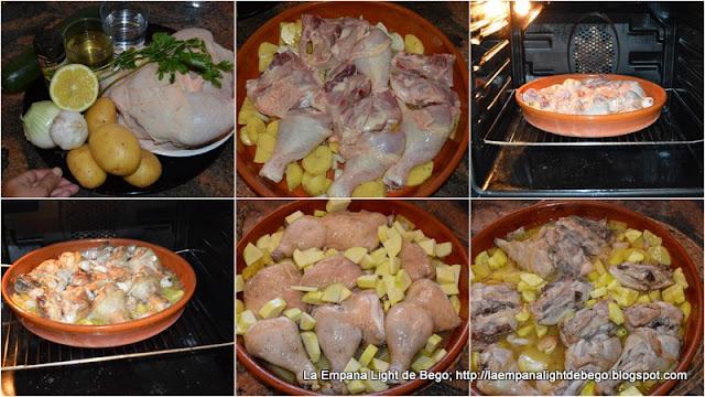 elaboracion-y-paso-a-paso-del-pollo-asado-al-ajillo
