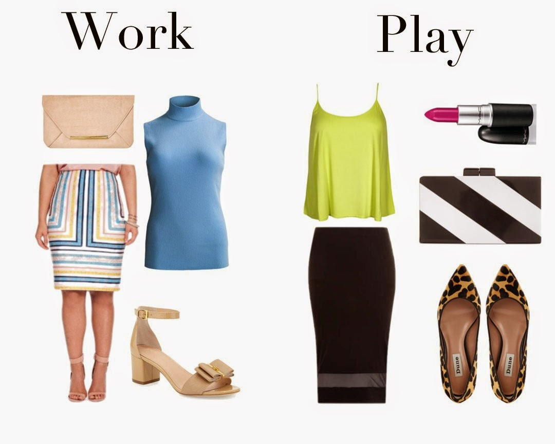 Plus Size Outifts, plus size work outfit