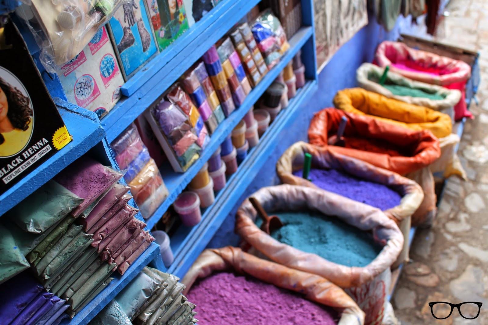 Marejadilla en albor n chaouen la ciudad azul - Casas marroquies ...