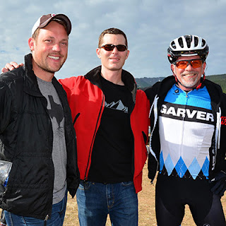 Garver Team Wins LT100 MTB Stage Race