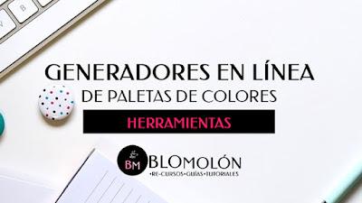 Generadores En Línea De Paletas De Colores