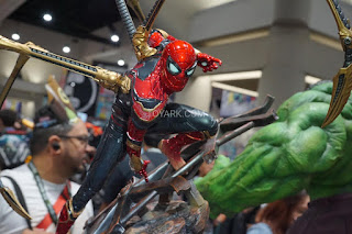 Iron Studios en el San Diego Comic Con 2018 - Marvel, IT, DC Comics, Dungeons and Dragons y más