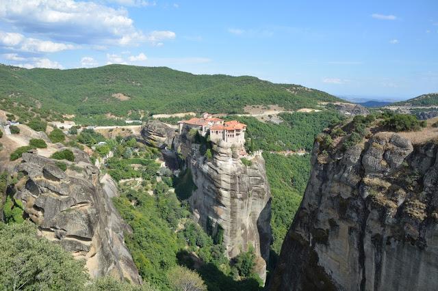 Varlaam Manastırı, Meteora