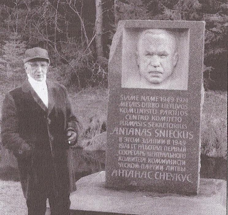 J. Kuolelis: grįžęs iš kalėjimo aplankiau Grūto parką