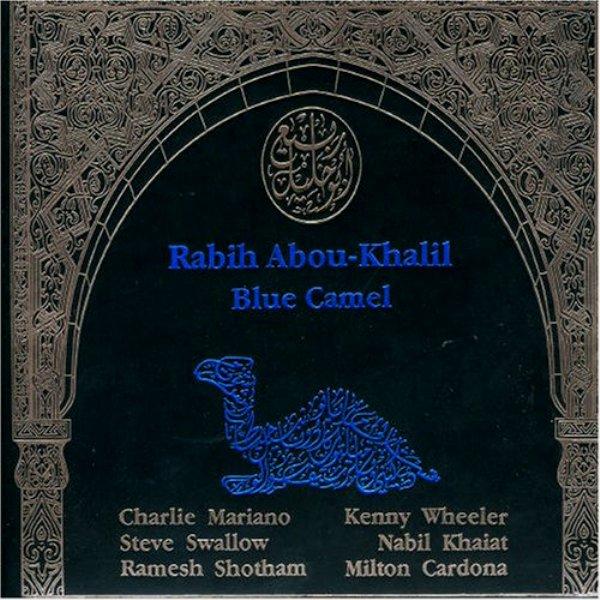 CD Mùsica Arabe-Rabih Abou-Khalil-Il -Blue camel Bluecamel%2BFRONT