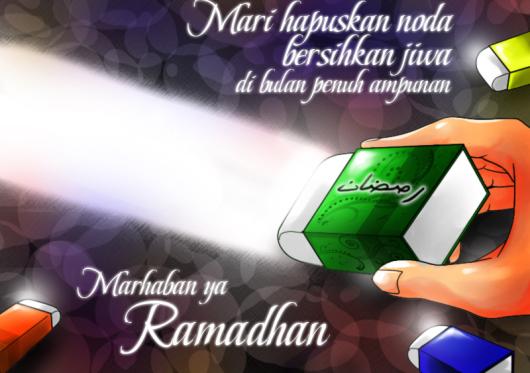 cara sambut ramadhan