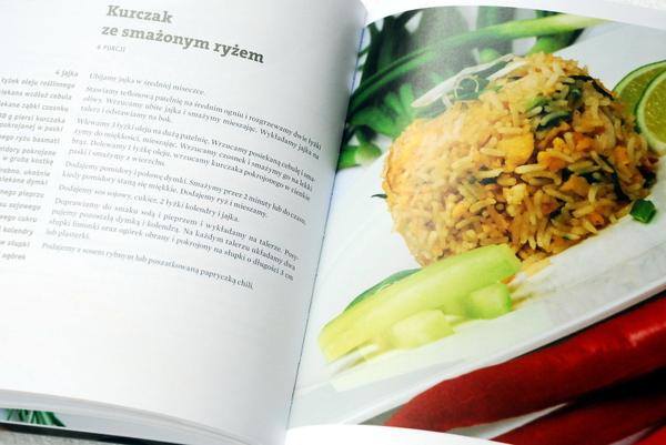 Przepis na kurczaka smażonego z ryżem