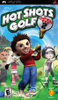 Download Hot Shots Golf: Open Tee 2 (USA) PSP/PPSSPP ISO Free