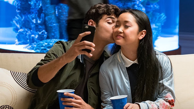 Lana Condor Noah Centineo Jenny Han Susan Johnson | Netfix To All The Boys I've Loved Before