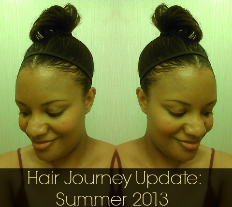 Hair Journey Relaxed To Natural